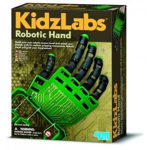 4M KIDZ LABS Radošais komplekts (Robota roka)