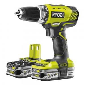 RYOBI Akumulatora skrūvgriezis/urbjmašīna RCD18022L