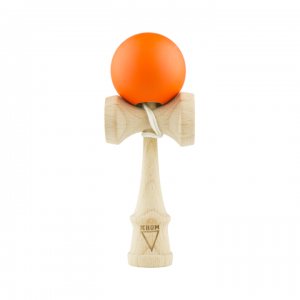 Kendama Krom Mini Rubber - Orange