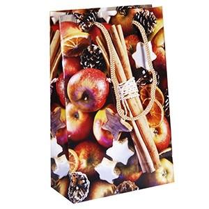 Dāvanu maisiņš Apple&Cinnamon 12x6x19cm