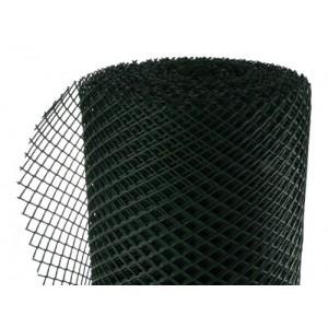 Žoga siets PVC 300-100cm, 1m zaļš (25m)
