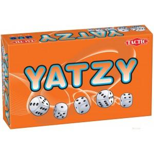 Tactic spēle Jacci (Yatzy)