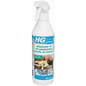 HG Eliminator 0.5L (nepatīkamu smaku noņēmējs)