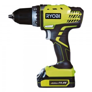 RYOBI Akumulatora skrūvgriezis/urbjmašīna R14DDE-LL15S