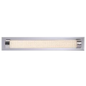 Sienas lampa -LEDLINE 20W LED 3000K 1800lm hroma