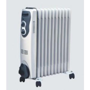 Eļļas radiators, 9 sekcijas, 1800W