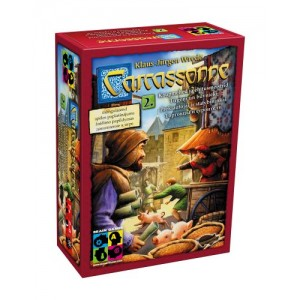 Carcassonne exp 2: Traders & Builders