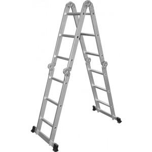 Multifunkcionālas kāpnes 4x3 pakāpieni