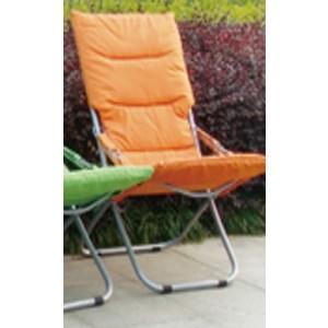 Atpūtas krēsls, oranža krāsa 120*61*80cm