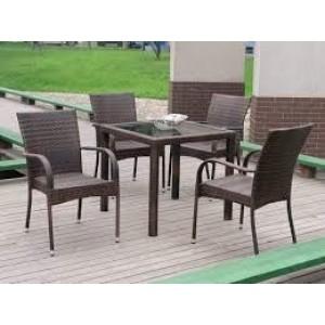 Dārza galds 80*80*70cm