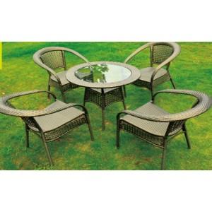 Dārza galds dia80*70cm
