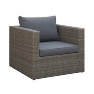 Dārza krēsls, brūns