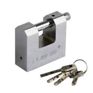 Piekaramā slēdzene Proline stieņu 70mm 4 atslēgas