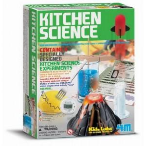 4M Zinātnes komplekts Virtuve