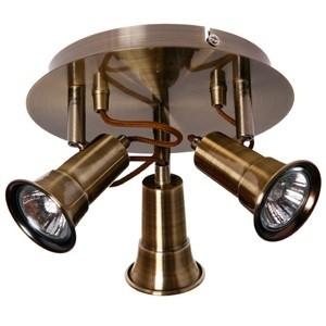 Spotlampa GAIA 3x50W