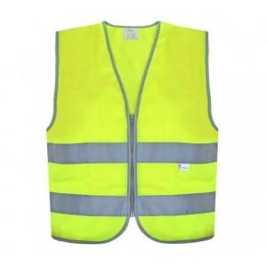 Drošības veste atstarojoša dzeltena