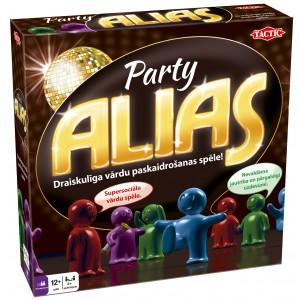 Tactic Spēle Party Alias, latviešu val.