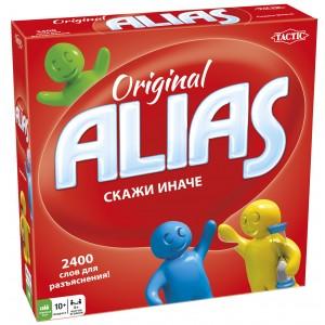 TACTIC Spēle Alias Original, krievu val.
