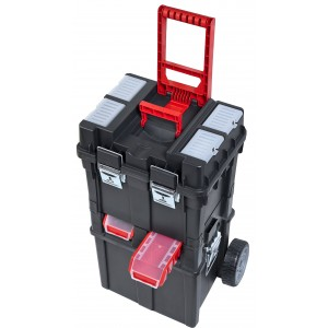 Instrumentu kaste uz riteņiem HD Compact 495x360x710mm