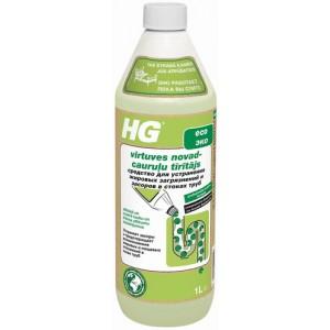 HG ECO Virtuves novadcauruļu tīrītājs 1.0L