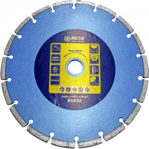 Dimanta disks BSG 230x22mm betonam Mega