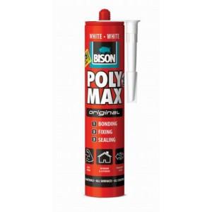 Hermētiķis POLY MAX balts (280ml)