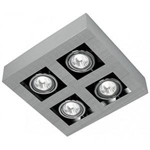 Spotlampa LOKE 4x35W