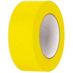 Līmlenta krāsošanas PRO 48mm 50m dzeltena 7 dien.