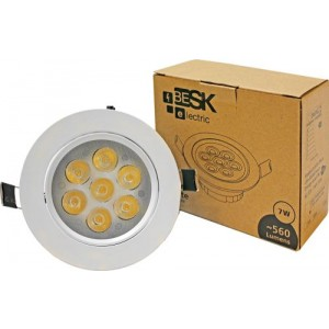 Ieb. lampa LED 7W