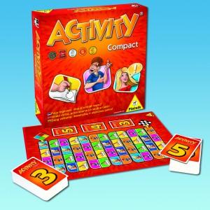 PIATNIK Spēle Activity Compact