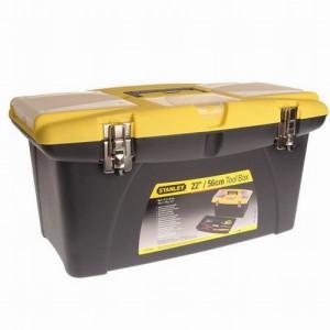 Instrumentu kaste JUMBO ar metāla klipšiem