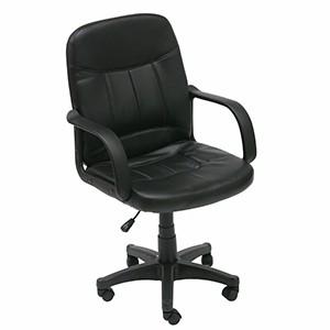 Biroja krēsls DALLAS 60x53xH90-100cm