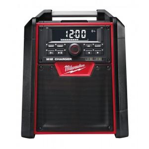 Milwaukee akumulatora radio/lādētājs M18 RC-0