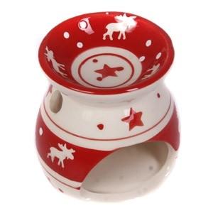 Eļļas lampa 8.7x8.7x9cm keramikas