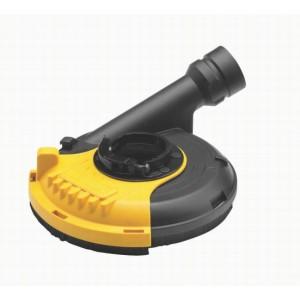 DeWALT Leņķa slīpmašīnas putekļu nosūkšanas sistēm