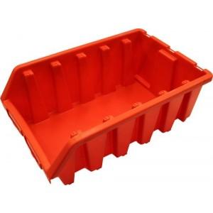 Kaste Ergobox 5 sarkana
