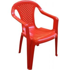 Krēsls bērnu 38x38x52cm Camelia sarkans