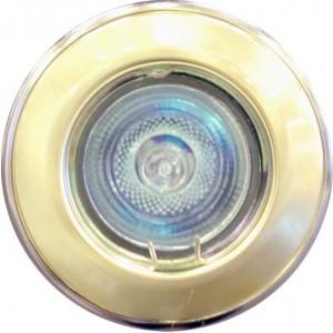 Ieb. lampa halogēna 12V OH114 misiņa/ hromēta