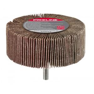 Slīpēšanas disks 40x20mm ar asi 6mm A120