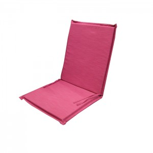 Matracis atpūtas krēslam Summer 42x90x3cm rozā