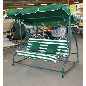 Šūpuļkrēsls 190x125x170cm