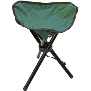 Krēsls kempinga 31x31x39cm zaļš