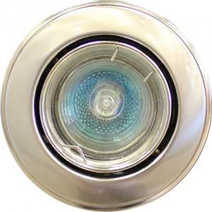Ieb. lampa halogēna 12V OH115 pelēki hromēta