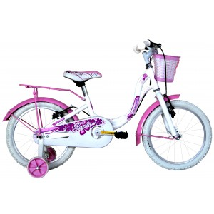 "COPPI pilsētas velosipēds TAYLOR 16""(balts)"