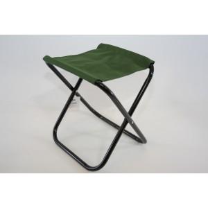 Krēsls kempinga 37x27x40cm zaļš