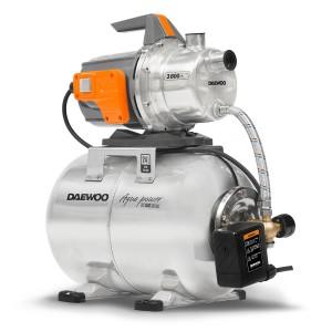 Ūdens pumpis ar spiedkatlu DAEWOO DAS 4500/24 INOX