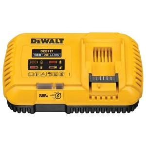 DeWALT Akumulatoru lādētājs18V XR un 54V XR FLEXVOLT