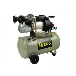 Kompresors 50l 410l/min 8bar Geko