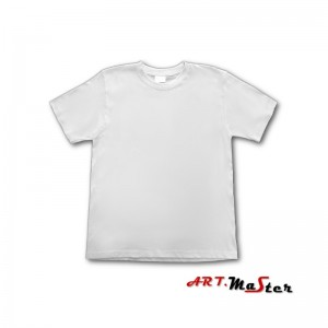 T-krekls kokvilnas balts M