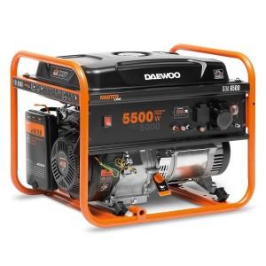 Ģenerators, benzīna DAEWOO GDA 6500